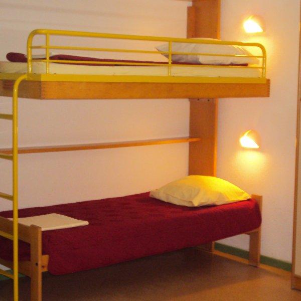 Chambre de 4 lits