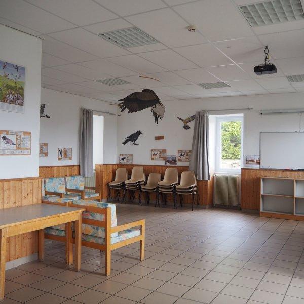 Salle des Oiseaux