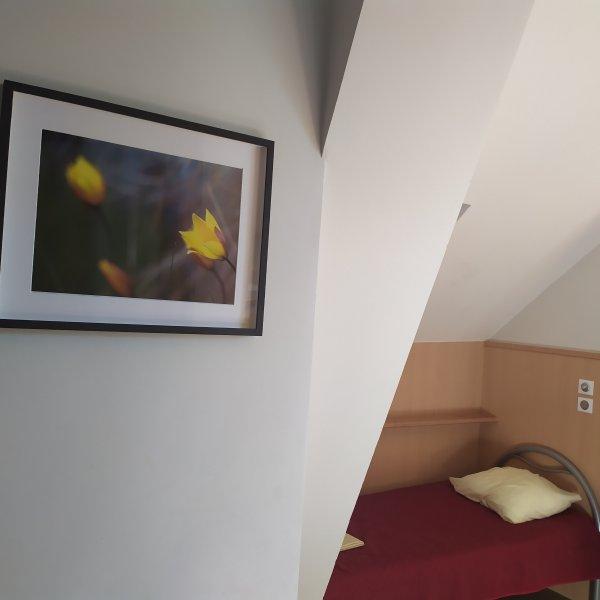 Nouvelle décoration des chambres